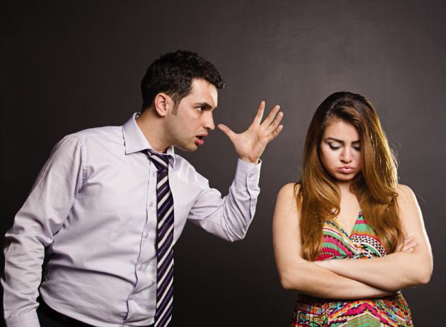 terapia de pareja discusión