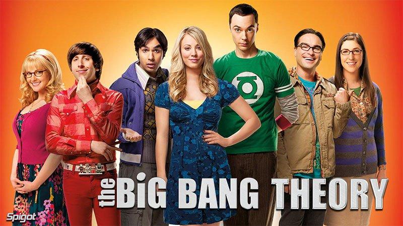 Series the big bang theory