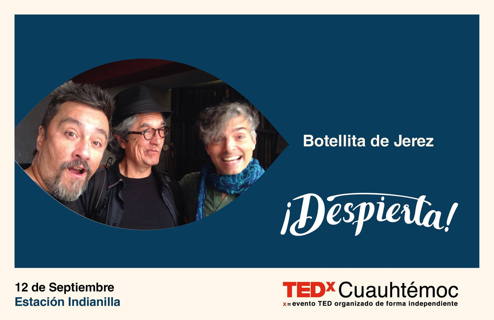 TEDx Botellita de Jerez