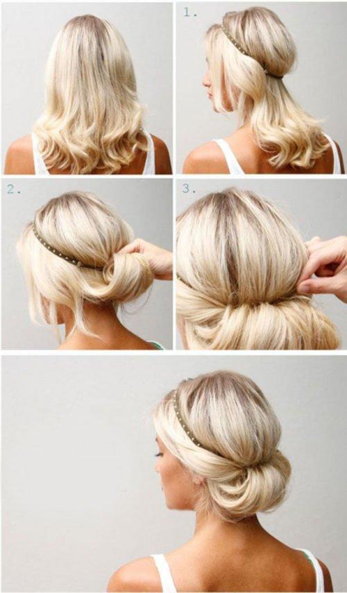 5 Estilos De Peinados Faciles Que Puedes Hacer Al Instante Mujer