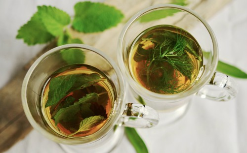 propiedades del té verde infusión
