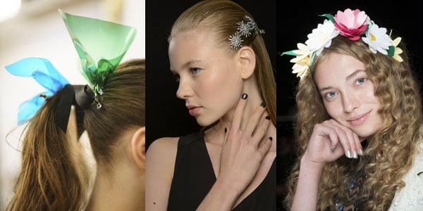 Accesorios para el cabello Desigual