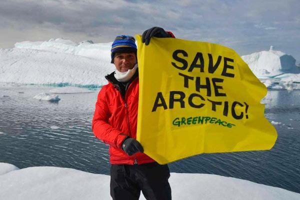 Gran Humano Greenpeace