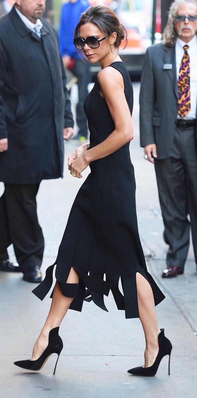 Victoria Beckham tendencias