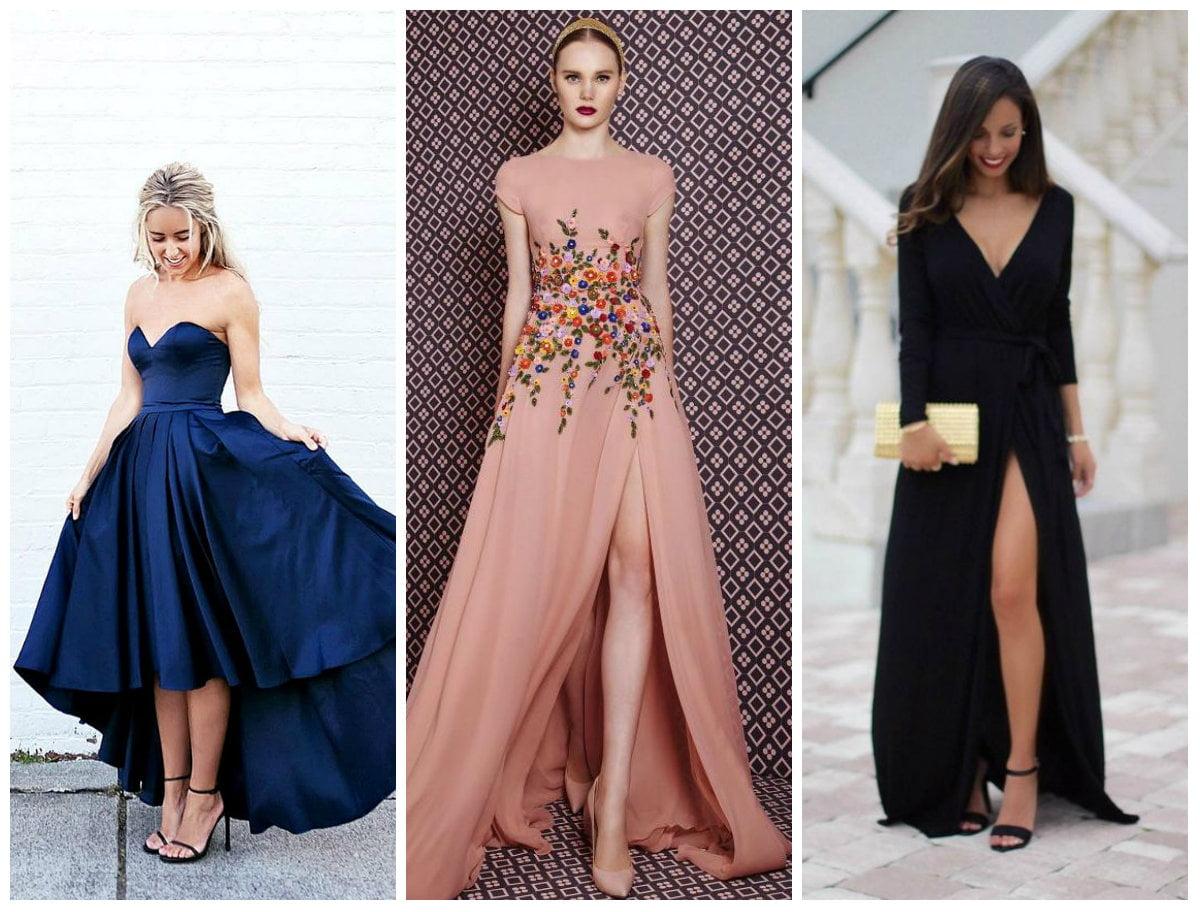 Qué vestido debo llevar a una boda si soy invitada de la novia ...
