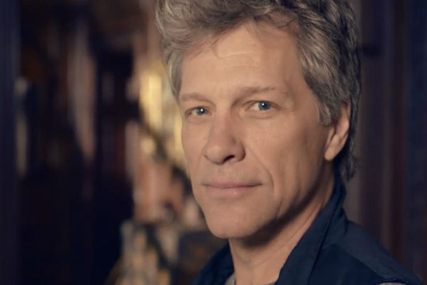 5 razones para amar a Jon Bon Jovi :Mujer y Punto