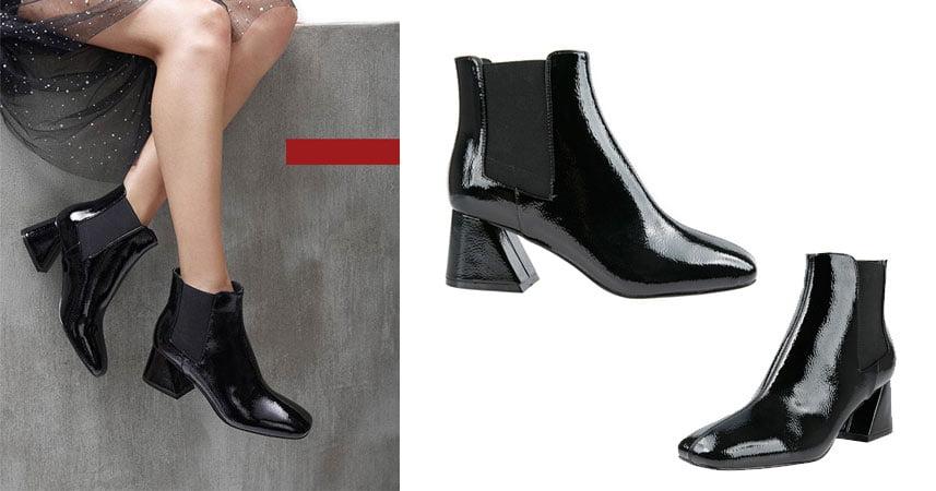 3675c6a6e Los 4 estilos de botines que son tendencia este 2018  Mujer y Punto