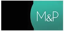 Logo mujer y punto