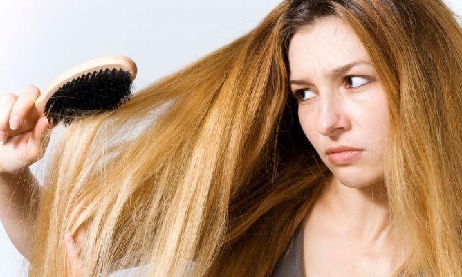 cortarse el pelo para tenerlo sano