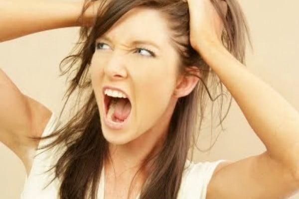 Cómo expresar el enojo