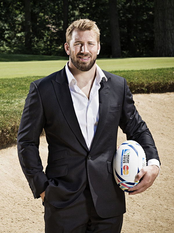 Rugby Chris Robshaw