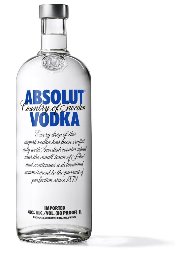 Absolut 1 litro
