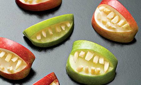 bocas espeluznantes