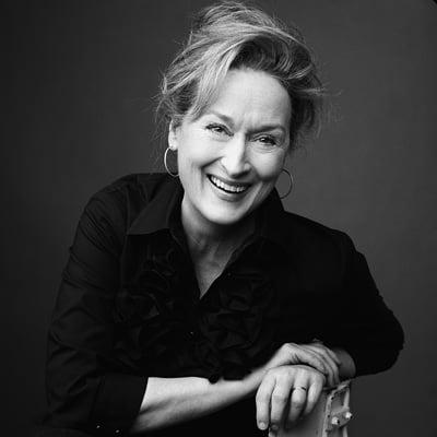 8 Excelentes Frases De Meryl Streep Mujer Y Punto