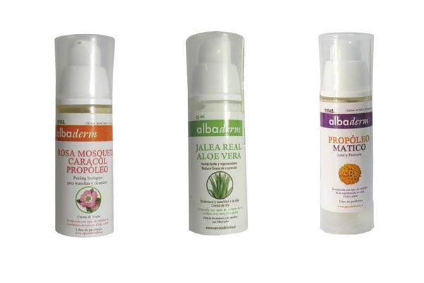 productos naturales elisabet cremas