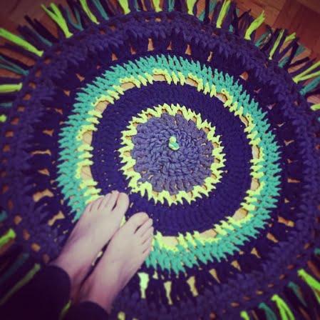 trapila alfombra