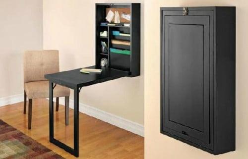 Ahorrar espacio ser sencillo con estas ideas mujer y - Muebles para ahorrar espacio ...