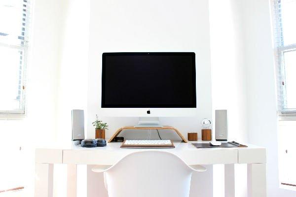 evitar en el trabajo escritorio