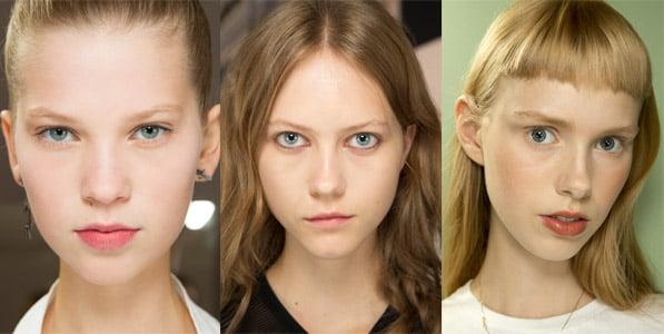 ideas de maquillaje no make up