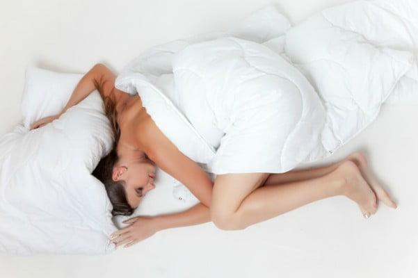 Dormir con calor