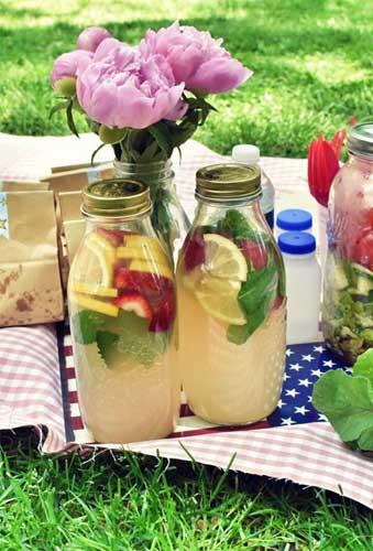 Ideas para picnic beber
