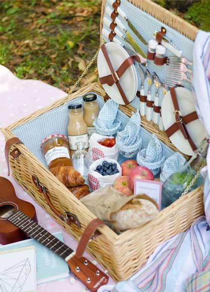 Ideas para picnic sencillo rico y entretenido dice la - Platos para picnic ...