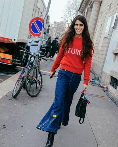 Street Style de Milan