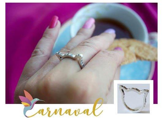 Joyas y accesorios Carnaval anillo
