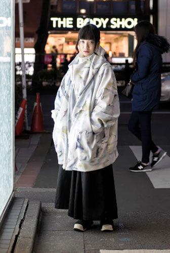 Looks de Japón