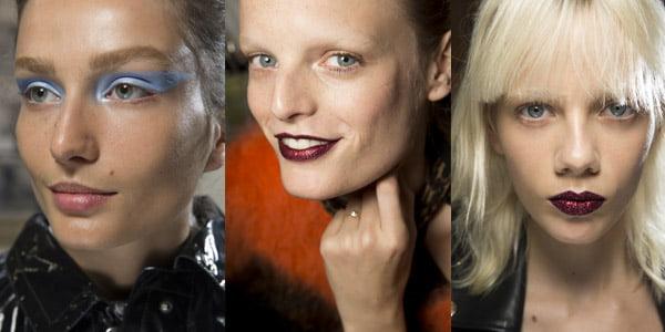 Maquillaje para noche Atelier Versace