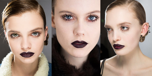 Maquillaje para noche Dior