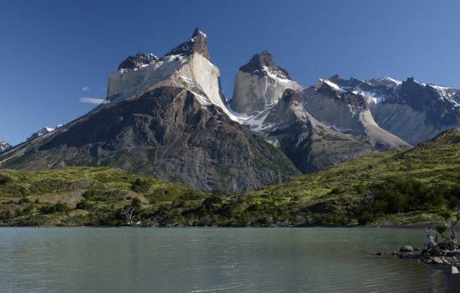 Parques nacionales de Chile Torres del Paine