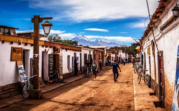 Qué visitar en Chile San Pedro