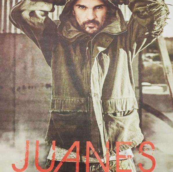 Mis planes son amarte Juanes