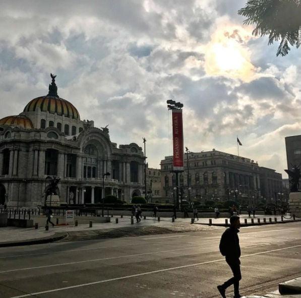 viajar sola en México