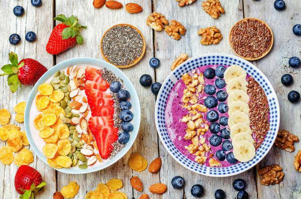 ideas de desayuno saludable