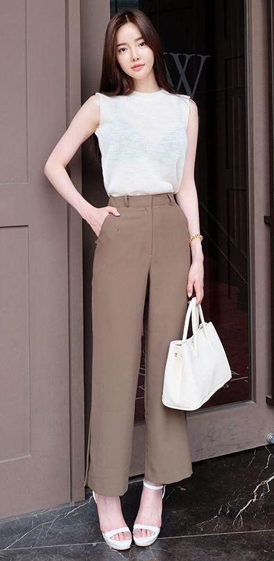 pantalón coreano