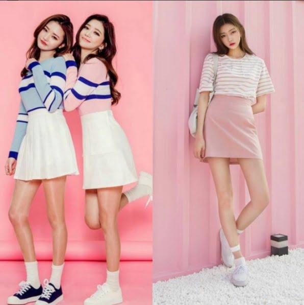 falda coreana