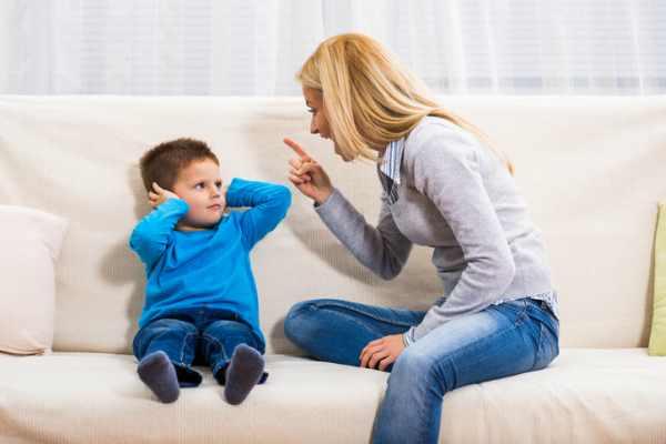 Crianza no gritarle a tu hijo